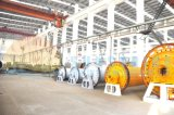 고용량 시멘트 판매를 위한 가는 공 선반