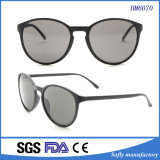 2017 gafas de sol redondas de la PC de la venta al por mayor del marco de la alta calidad