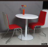 صلبة سطحيّة حجارة مطعم [فست فوود] طاولة (170506)