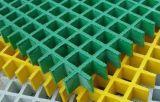 Glace de fibre, profils résistants à la corrosion de FRP/GRP