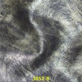 Bom plutônio do Fastness de cor que reveste o couro natural para a parte superior de sapata