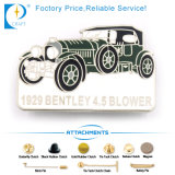 Emblema do Pin do carro de Bentley da liga do zinco/Pin feitos sob encomenda do Lapel