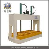 Carpinteria de madera de la puerta de la placa fría máquina de la prensa
