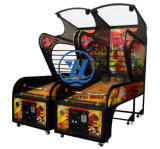 De muntstuk In werking gestelde Machine van het Spel van het Basketbal van de Machines van de Arcade voor de Zaal van het Spel (zj-bg03-1)