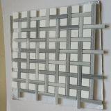 azulejos de mosaico del mármol de la piedra de la venta al por mayor del azulejo de la piedra de la naturaleza de 300*300m m