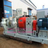 Máquina de fatura de borracha da recuperação do refinador de Xkn 450 que fornece a linha de produção de borracha recuperada