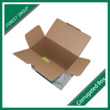 Contenitore di imballaggio ondulato di Cartirdge del toner pieno di stampa