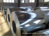 Folha de aço galvanizada mergulhada quente da telhadura de SGCC e bobina de aço galvanizada