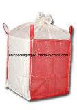 Sac en bloc respirable de FIBC pour les sacs tissés par pp à bois de chauffage ou à pomme de terre