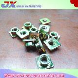 Metal de hoja de encargo de la fabricación de metal de hoja que estampa piezas