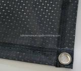 Drapeaux polychromes brillants de tissu de polyester (SS-SF-94)