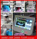 Machine 1200 principale simple de broderie de Spm de vitesse de la meilleure qualité/machine multi de broderie de fonction