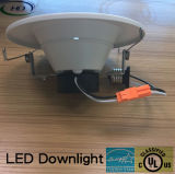 Vente chaude 12W 6 pouces de DEL Downlight/de plafonnier avec la conformité d'UL