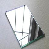 浴室En12150の銀製ミラーガラス