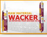 RTV que cura el sellante del silicón para la pared de aluminio estructural
