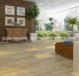 Heißes Verkaufs-Porzellan-hölzerne Fliese für Fußboden und Wand (GRM69021)