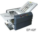 Máquina de papel popular Ep-42f do dobrador dos produtos A3 da venda