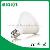 日光の熱い販売E27 LEDのスポットライトPAR38 18ワット