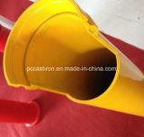 Gebildet in China Dn125, das Betonpumpe-Reduzierstück-Rohr Tragen-Widersteht