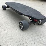 이중 허브 모터 4 바퀴 원격 제어를 가진 전기 Longboard 스케이트보드