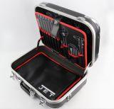 Cassa di strumento di plastica modellata dell'ABS di alluminio duro di vendita diretta della fabbrica con il pallet dello strumento (KeLi-ABS-15)