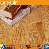 Suelo de madera cómodo del vinilo del PVC de Eco