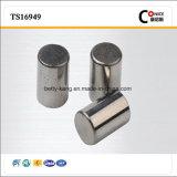 Вал вибромашины точности CNC фабрики ISO подвергая механической обработке