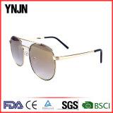 Ynjn Custom Logo Nenhuma marca UV400 Atacado Óculos de sol