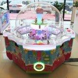 自動硬貨はToy Machine Du Du Leの球の形カバーギフトのアーケード・ゲーム機械を作動させた