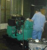 Generador eléctrico marina diesel primero de la salida 188kVA 150kw Cummins (6CTA8.3G2) de Kpc208 60Hz