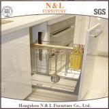 N et L compartiment en bois apuré de cuisine de meubles de cuisine de fournisseur de la Chine