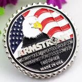 Colección de monedas de plata U. S marines personalizada