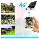 Ao ar livre sem fio do IP da câmera solar de 4G WiFi Waterproof
