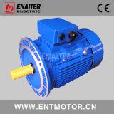 三相電気ACモーターを収納するAlu