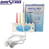 Dents à la maison d'utilisation blanchissant Irrigator oral portatif