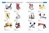 力ラック、適性の体操のハンマーの強さ装置