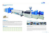 Machine de fabrication de tuyaux en PVC pour tuyau d'eau en PVC