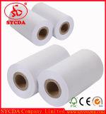 Rodillo del papel termal de las tallas del OEM de la alta calidad