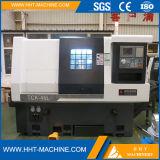 Новая машина Lathe CNC кровати низкой цены Tck-45L миниая Slant