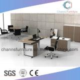 Mobília da combinação ajustada com a mesa de escritório da gaveta