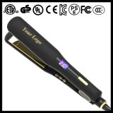 Professional Rose Gold Wide Plates Flat Iron