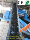 Riciclaggio macchina/gomme residue che ricicla le macchine/gomme che riciclano riga
