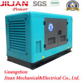 generador silencioso del diesel de la prueba de los sonidos de 12kw 15kVA
