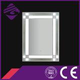 Jnh272 reciente cuarto de baño LED iluminado espejo de cristal con la aparición especial