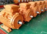 мотор AC держателя ноги 4kw /4pole ~3000rpm алюминиевый