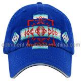 Lavé Imprimer coton sergé Sport Golf Baseball Cap ( TM9246 )