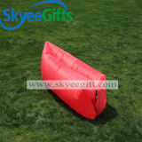 新しい形の位置の袋によってカスタマイズされる膨脹可能なスリープの状態である空気ソファー