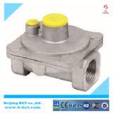 Parafuso natural do filtro do gás de alumínio pequeno do tamanho
