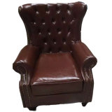 PVC afflitto Faux Leather per Sofa