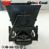 Cubeta da mina de carvão de Kfu que derruba o carro